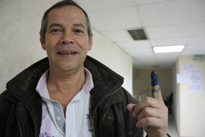 Lections tunisiennes pantin comment on va faire si - Comment savoir dans quel bureau de vote on est inscrit ...