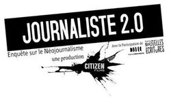 Denis Robert nous présente son webdoc sur le journalisme 2.0